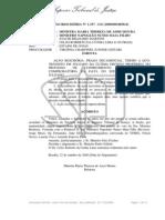 AÇÃO RESCISÓRIA Nº 1.337 - GO (2000 0054858-8)