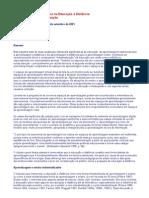 Artigo - 2001 - AulaMagistral-unisinos-Duas Mudanças Estruturais na Educação à Distância - Otto PETERS