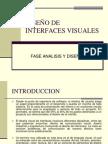 DISEÑO DE INTERFACES VISUALES