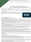 Artigo - 2005 - Conceitos de Educacao Ensino Aprendizagem a Didatica - TEIXEIRA