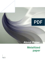 About Paper Metallized