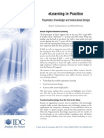 Artigo - 2009 - Proprietary Knowledge and Instructional Design - IDC - ANDERSON BRENNAN