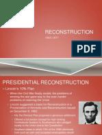 Reconstruction APUSH