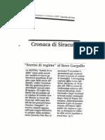 20091011 Gazzetta Del Sud