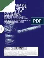 UNA LÍNEA DE POLVO_ARTE Y DROGAS EN COLOMBIA_SANTIAGO RUEDA FAJARDO
