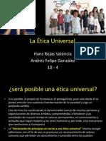 La Ética Universal