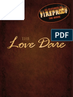 Love Dare (Chapter 1)