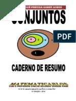 Conjuntos - Caderno de Conteudo - Edicao 6