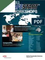 Workshop Brochure 2011