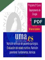 019_Nutrición Artificial