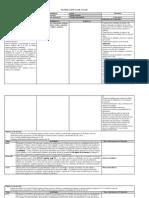 planificación diaria matematicas 2do basico año 2014.