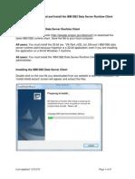 IBM DB2 9.7 Run Time Client Notes