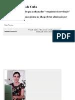 As três mentiras de Cuba - Revista Veja 07102009