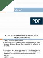 Preservacion y mantenimiento.pptx