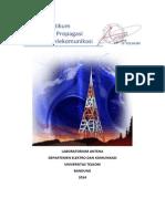 Modul Praktikum Antena 2014