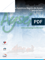 Catálogo virtual. Productos turísticos Región de Aysén
