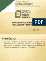 PRESENTACION PNLE