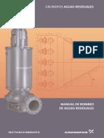 GRUNDFOS - Manual de Bombreo de Aguas Residuales