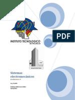 Sistemas electromecánicos R