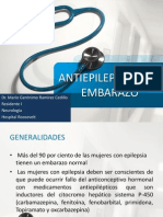 Antiepilepticos en Embarazo
