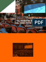 Manual El Proceso Educativo y El Cine Foro
