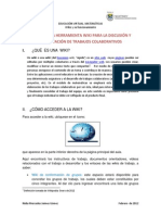 Herramienta Wiki 2012-2-002 Est II