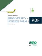 Biodiversity New
