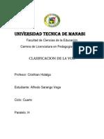 Universidad Tecnica de Manabi Trabajo de Direccion Coral
