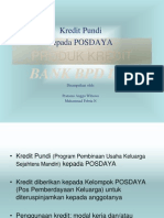 Pundi Posdaya Bank Bpd Diy
