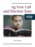 Calling Election