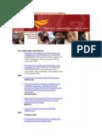 Documentos Principales de Derechos Humanos