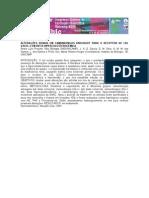 Alterações renais em camundongos knockout para o receptor LDL  em dieta hipercolesterolêmica