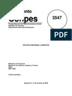 CONPES 3547