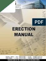 BSI - Erection Manual