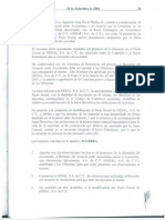 Acuerdos Entre Accionistas CEL-EnEL 2001