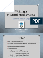 Writing 2_Pertemuan 1_Modul 1_Ivan Kristianto Singgih.pptx