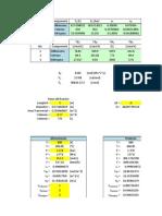 6.3. PFR Isotérmico