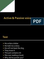 Active&Passivevoice