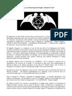 Vampirismo y La Orden Negra Del Dragón