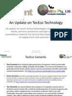 JHarrisonUpdateTecEcoTechnology8Feb10_4Feb11