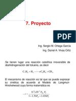 7. Proyecto