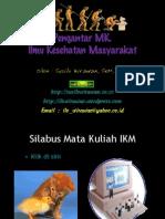 Pengantar IKM MFH
