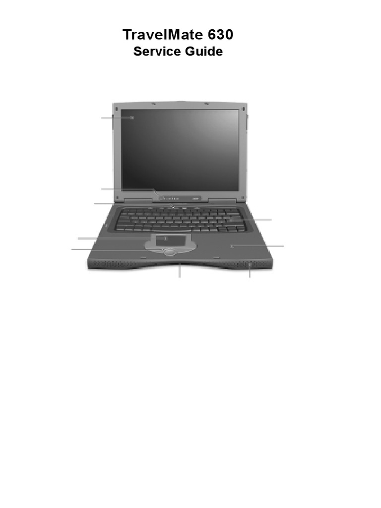 Driver for Acer TravelMate 630 Series Launch Manager
