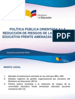 Politicas Publicas Mineduc