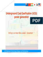 UCG for Power Generation