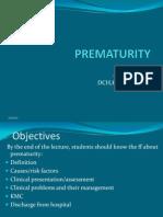 2010 Prematurity 2