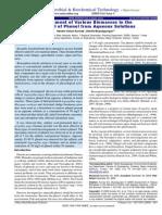 Assessmnt of Vrs Biomasses Fr Phenol