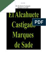 El Alcahuete Castigado