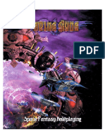 Fading Suns - Core Rulebook Second Edition