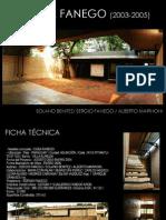 Casa Fanego Benitez